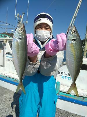 勘次郎丸の2021年2月24日(水)1枚目の写真