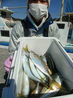 勘次郎丸の2021年2月24日(水)2枚目の写真