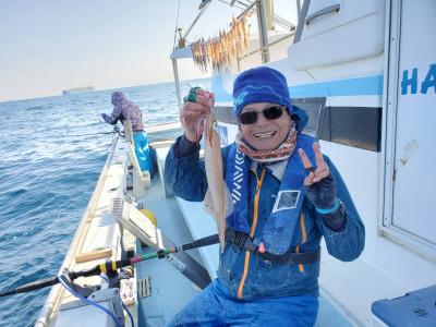 春盛丸の2021年2月24日(水)2枚目の写真