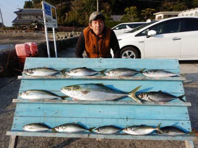 愛丸フィッシングの2021年2月24日(水)1枚目の写真