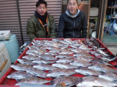 奥村釣船の2021年2月24日(水)3枚目の写真