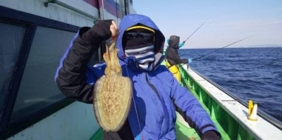 三喜丸釣船店の2021年2月24日(水)3枚目の写真