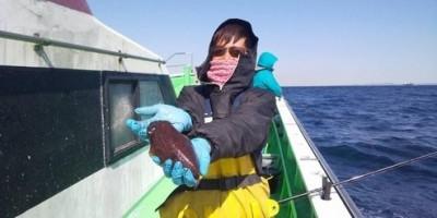 三喜丸釣船店の2021年2月24日(水)4枚目の写真