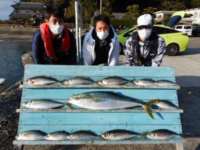 愛丸フィッシングの2021年2月25日(木)3枚目の写真