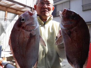 奥村釣船の2021年2月25日(木)2枚目の写真