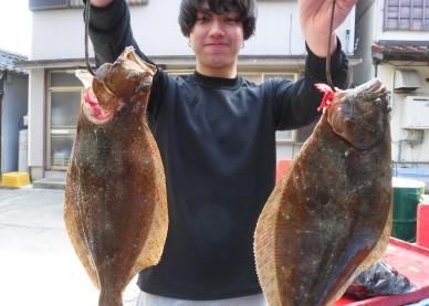 奥村釣船の2021年2月25日(木)3枚目の写真