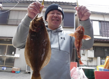 奥村釣船の2021年2月25日(木)4枚目の写真