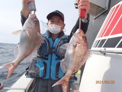 秀吉丸の2021年2月25日(木)5枚目の写真