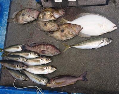 フィッシングボート 清和丸の2021年2月25日(木)1枚目の写真