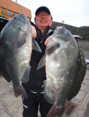 丸銀釣りセンターの2021年2月23日(火)1枚目の写真