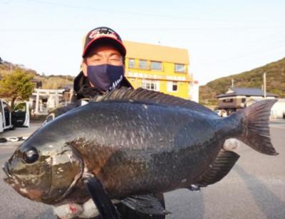 丸銀釣りセンターの2021年2月24日(水)1枚目の写真
