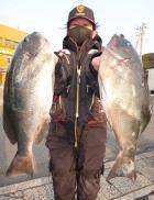 丸銀釣りセンターの2021年2月24日(水)4枚目の写真
