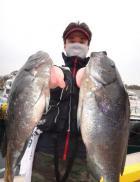 丸銀釣りセンターの2021年2月25日(木)2枚目の写真