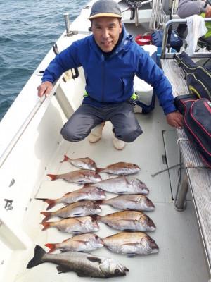 釣り船くわだの2021年2月23日(火)2枚目の写真