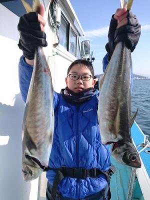 正漁丸の2021年2月23日(火)2枚目の写真