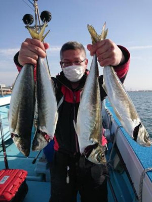 正漁丸の2021年2月23日(火)3枚目の写真