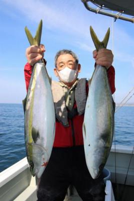 西岡遊漁の2021年2月23日(火)1枚目の写真