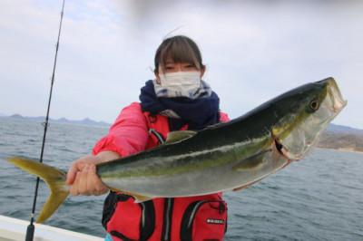 西岡遊漁の2021年2月24日(水)1枚目の写真