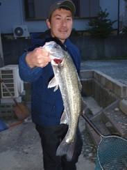 村櫛フィッシング沖の2021年2月25日(木)1枚目の写真