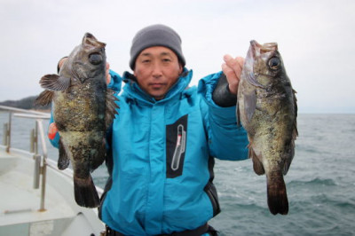 西岡遊漁の2021年2月25日(木)1枚目の写真