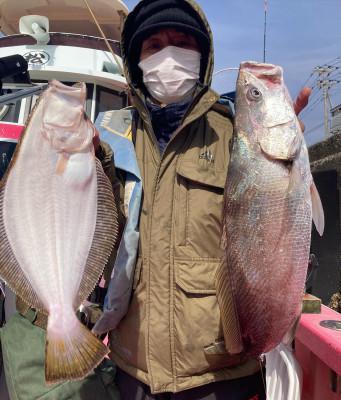 第八幸松丸の2021年2月27日(土)3枚目の写真