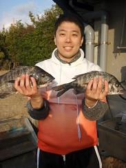 村櫛フィッシング沖の2021年2月27日(土)1枚目の写真