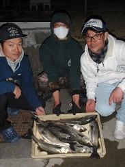 村櫛フィッシング沖の2021年2月27日(土)3枚目の写真