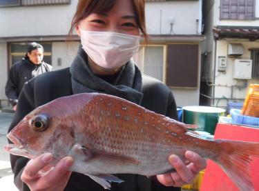 奥村釣船の2021年2月27日(土)1枚目の写真