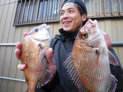 奥村釣船の2021年2月27日(土)2枚目の写真