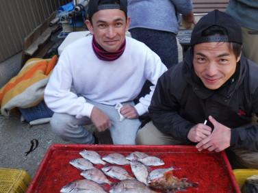 奥村釣船の2021年2月27日(土)3枚目の写真