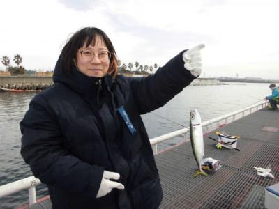 尼崎市立魚つり公園の2021年2月28日(日)1枚目の写真