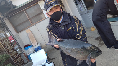 清家渡船の2021年2月28日(日)1枚目の写真