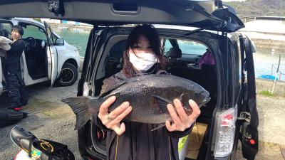 清家渡船の2021年2月28日(日)4枚目の写真