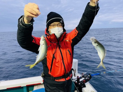 谷口釣船の2021年2月28日(日)1枚目の写真