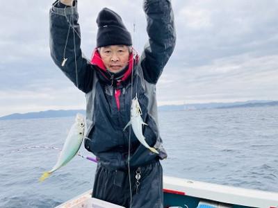 谷口釣船の2021年2月28日(日)3枚目の写真
