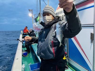 谷口釣船の2021年2月28日(日)5枚目の写真