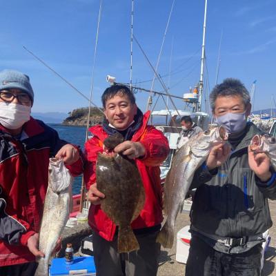 第八幸松丸の2021年2月28日(日)3枚目の写真