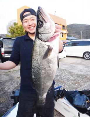 丸銀釣りセンターの2021年2月28日(日)2枚目の写真