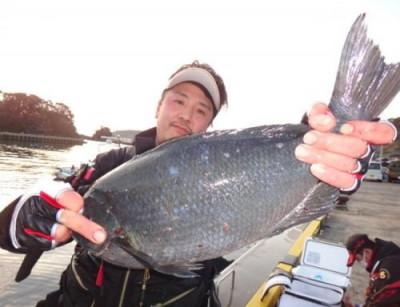 丸銀釣りセンターの2021年2月28日(日)4枚目の写真