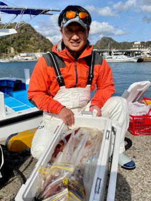 宝生丸の2021年3月1日(月)3枚目の写真