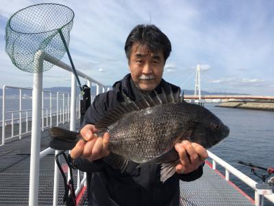 尼崎市立魚つり公園の2021年3月1日(月)1枚目の写真