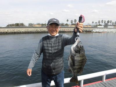 尼崎市立魚つり公園の2021年3月1日(月)2枚目の写真
