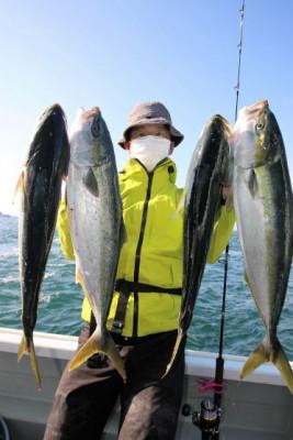 西岡遊漁の2021年2月28日(日)2枚目の写真