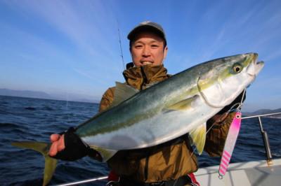 西岡遊漁の2021年3月1日(月)2枚目の写真
