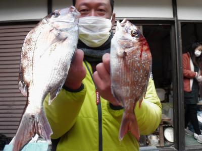 奥村釣船の2021年2月28日(日)2枚目の写真