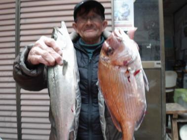 奥村釣船の2021年3月4日(木)2枚目の写真