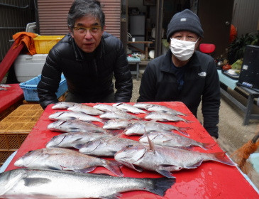 奥村釣船の2021年3月4日(木)3枚目の写真