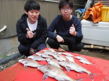奥村釣船の2021年3月4日(木)5枚目の写真