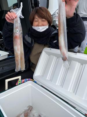 大春丸の2021年3月6日(土)1枚目の写真