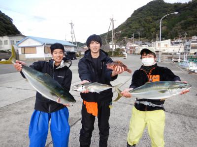 愛丸フィッシングの2021年3月6日(土)1枚目の写真